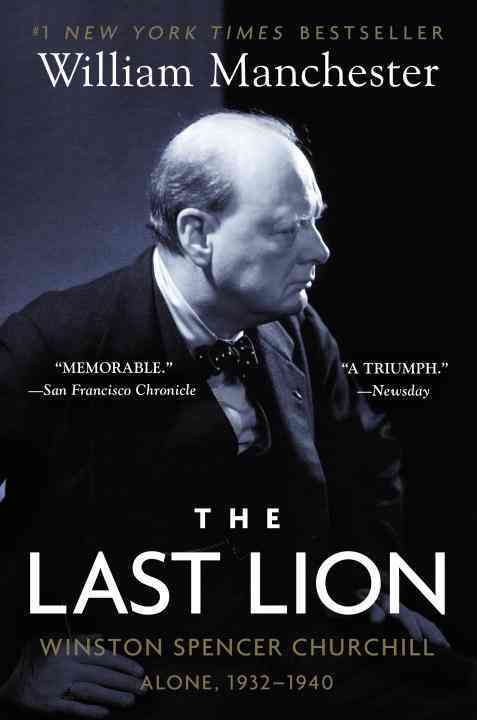 Last Lion By Manchester, William
