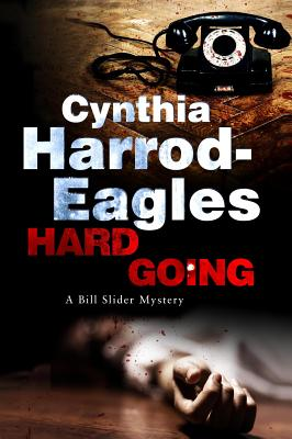 Hard Going By Harrod-Eagles, Cynthia